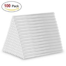 Glue Gun Stick 100 pcs - White