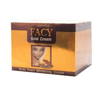 FACY Gold Pearl Whitening Cream-30g USA