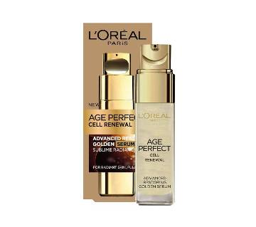 Loreal Perefct Cell renew Serum - 30ml France