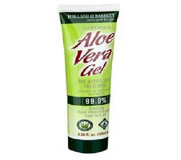Holland & Barrett Aloe Vera Gel 100ml UK