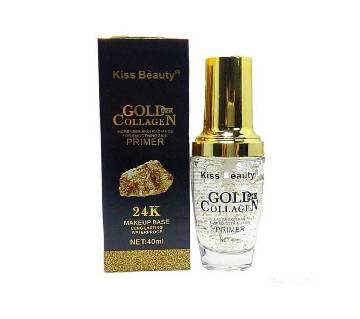 Kiss Beauty Gold & Collagen Primer 40ml CHINA
