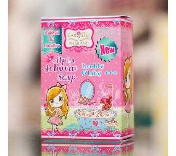 ALPHA ARBUTIN SOAP  Thailand 70gm