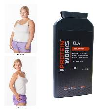 The Protein works CLA Slimming Soft Gel (60 Pcs) UK