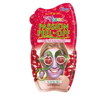 Passion Peel Off Mask UK 10ml