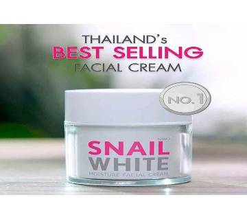 Snail White Facial Cream 30ml Korea