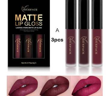 NICEFACE LIQUID MATTE LIPSTICK 98g China