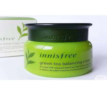 Innisfree Green tea balancing cream 50ml Korea