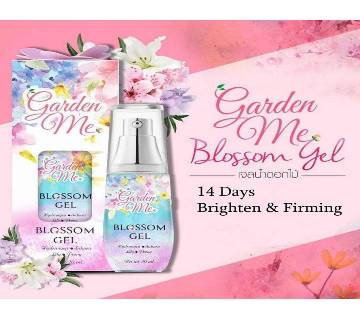 Garden Me Blossom Facial Gel Serum Face Reduce Dark Spots Lightening Anti Aging, Thailand, 20 ml