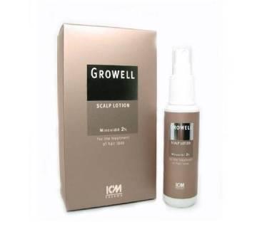 Growell SCALP LOTION Minoxidil 2% for Women 60ml Singapore