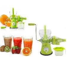 JEN PREMIUM Fruit and Vegetable Juicer