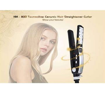 Kemei 800 40W Professional Hair Straightener