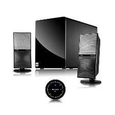 FC70BT MULTIMEDIA SPEAKER 2.1, BLACK
