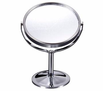 Double Sided Magnifying Makeup Table Mirror
