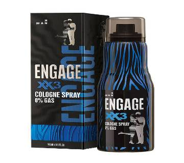 Engage Cologne XX3 Gents Body Spray 135ml India