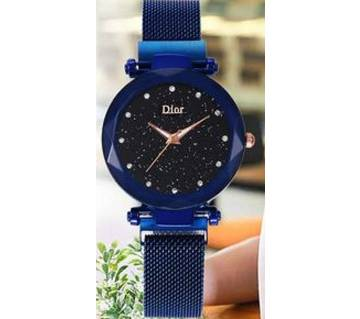 Dior Stylish Magnetic Watch for Women - STW16 - GLM Copy