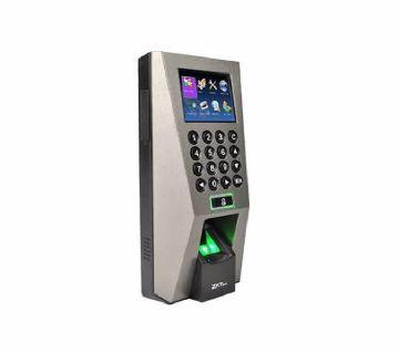ZKT F18 Fingerprints access control.