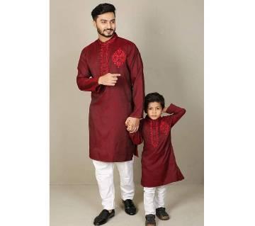 Father & son panjabi set