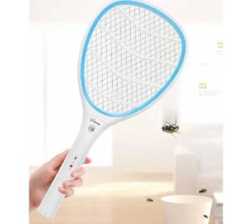 Mosquito Killer Racket with LED Light  White