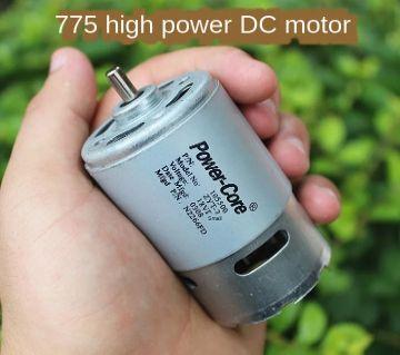 775 DC 12V-24V High Speed Power Motor Original 17000RPM