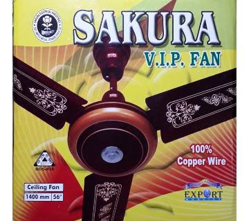 Sakura 56 Inches Ceiling Fan