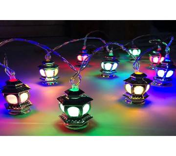 Small LaternIndoor Outdoor Fairy String Light for Decoration - 20 LEDs