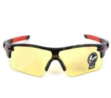 New Men Cycling or Bike Sports Fishing Driving Night Vision  Sunglasses Glasses