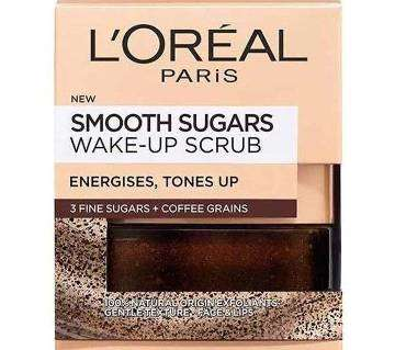 LOreal Paris Smooth Sugar Scrub 50ml UK