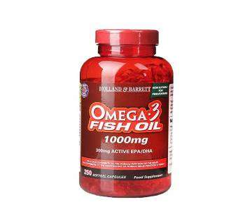 Holland & Barrett Omega 3 Fish Oil 1000mg UK