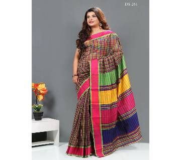 Women saree -  silk with Running Blouse