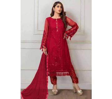 Unstitched Georgette Salwar Kameez for women- 22002 - GBS