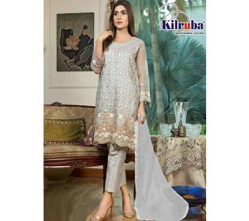 Unstitched Georgette Salwar kameez For Women