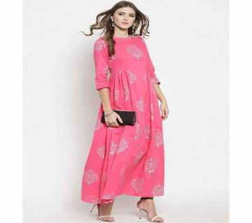 Cotton Stylish Ladies kurti