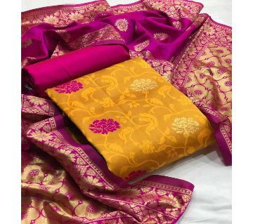 Banarasi Silk Dress for Women