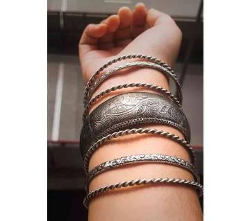 Afgani Silver bangles
