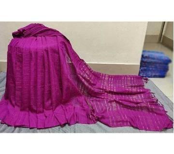 Monipuri jumm shari With blouse piece