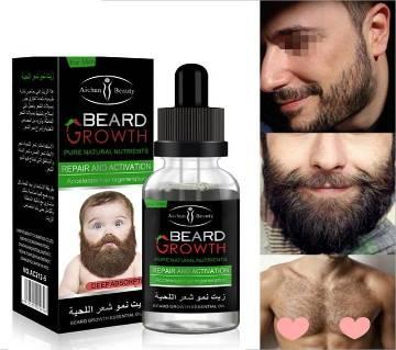 Beard Growth Oil -Thailand