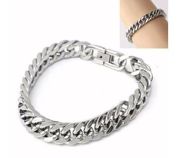 Stainless steel chain bracelet for men