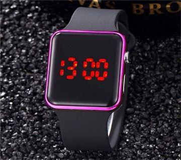 Digital Smart Watch - Black (Seamless)