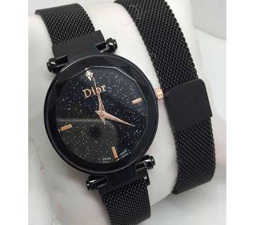 Magnetic Female Quartz Wrist watch