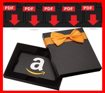 Pdf How To Get AMax 40-50% Discount On Amazon Gift Card