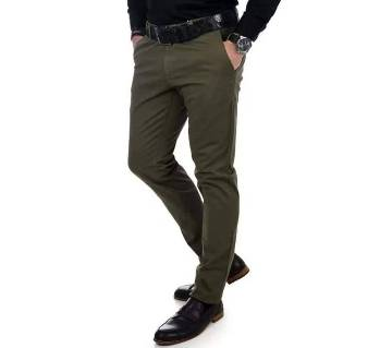 Semi Narrow Gabardine pant