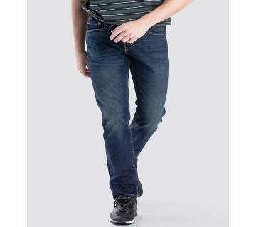 Levis semi narrow stretchable jeans pant