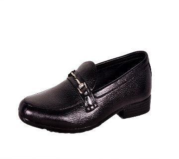 Mens Causal Loafer-Black
