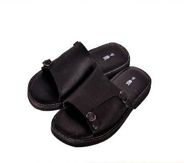 Mens Sandal-Black