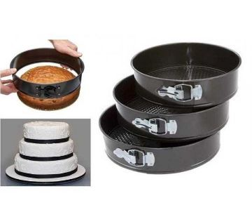 -DNM2892-F1H7 8970 1A003 Pcs Round Shape Cake Mould