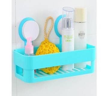 Bathroom Wall Shelf Blue