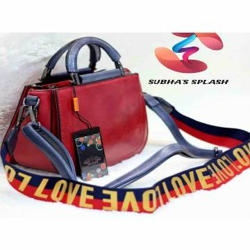 Subhas-Splash Hand Bag