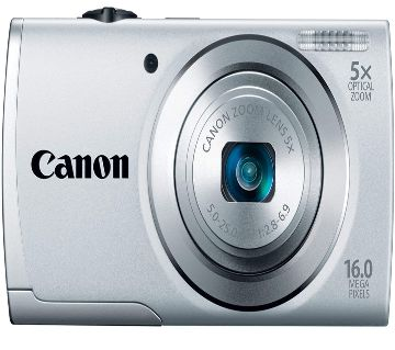 Canon Powershot A2500 Camera