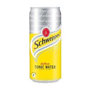 Schweppes Tonic Water Can 320 ml