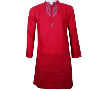 Long cotton punjabi for Men